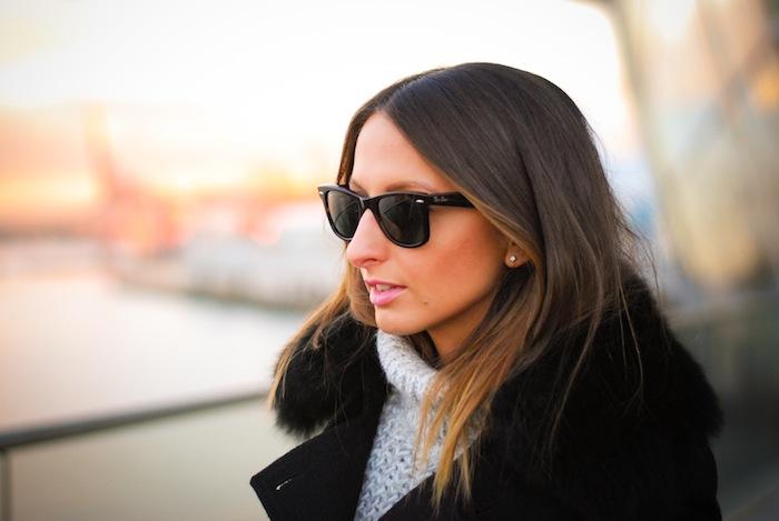ray ban sunglasses style blogger
