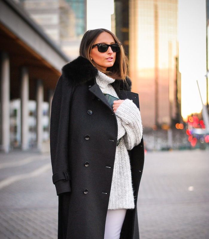 ray ban sunglasses sunset outfit inspiration