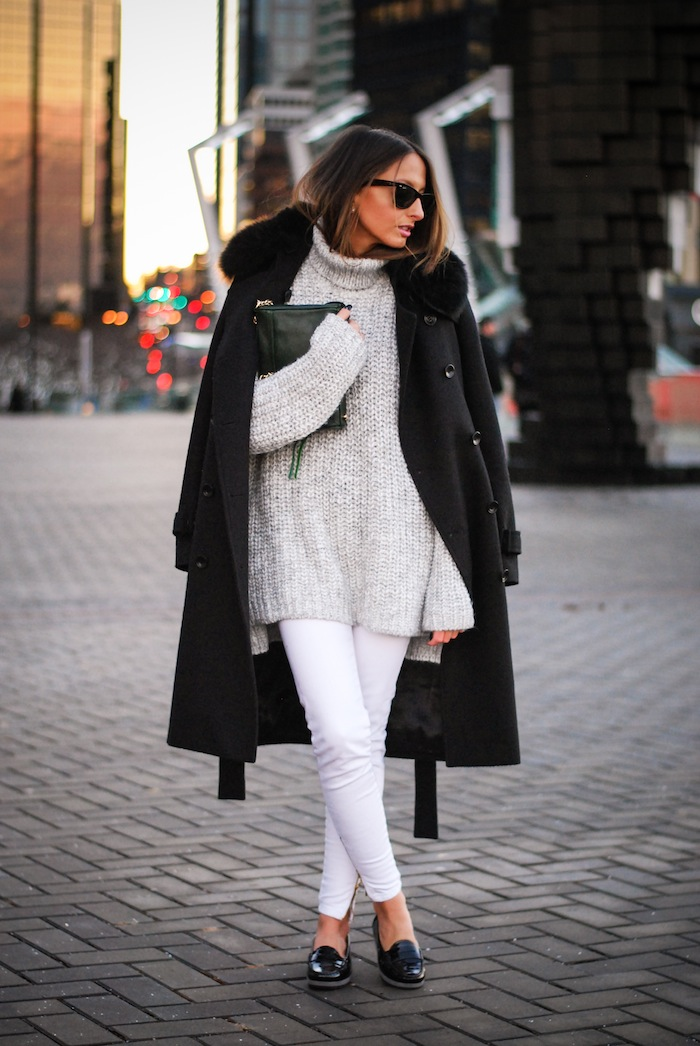 winter trends how to wear a turtleneck