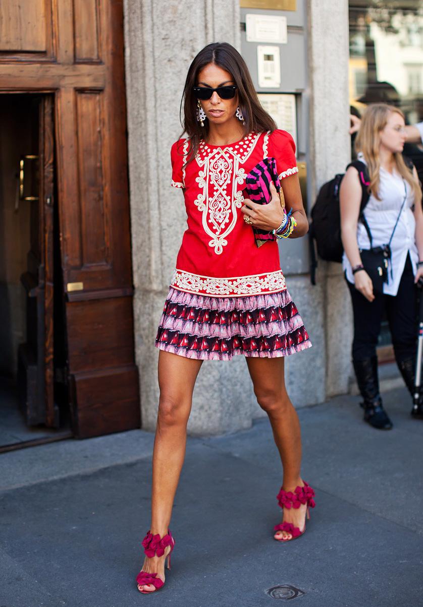 7 Street Style Queens