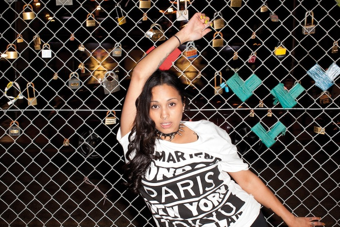 DJ Venus X Dr. Martens stand for something campaign