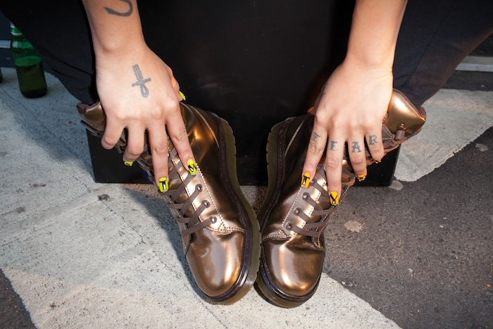 Dr. Martens SS14 Campaign and Oh, My Rebellious Youth