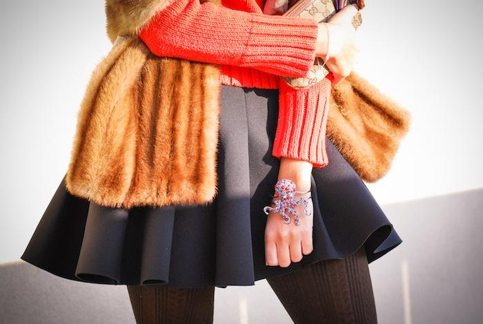 how to wear animal jewellery