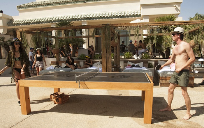 A general view of the atmosphere at Soho Desert House with Bacardi and Spotify Day 3m_1