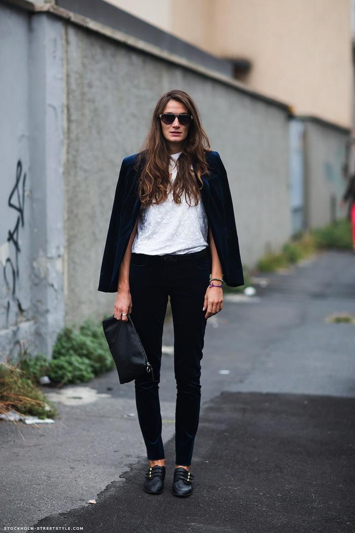 Silvia Bergomi Street Style 10