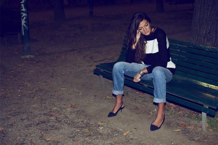Silvia Bergomi Street Style 13