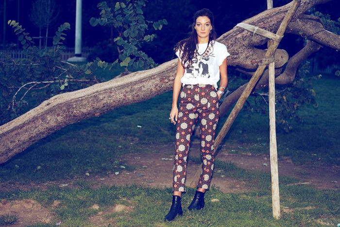 Silvia Bergomi Street Style 15