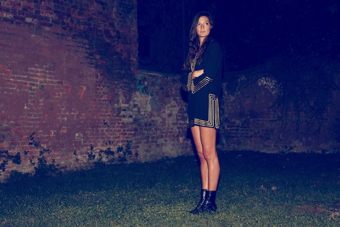 Silvia Bergomi Street Style 16