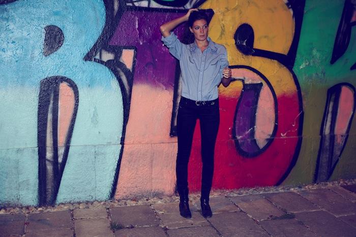 Silvia Bergomi Street Style 18