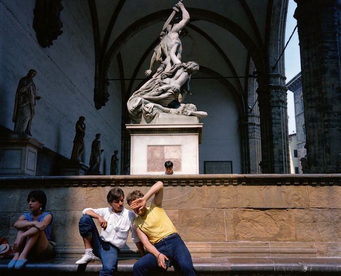 florence in the 1980s