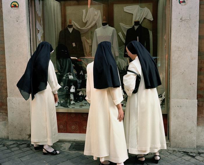 three nuns charles traub