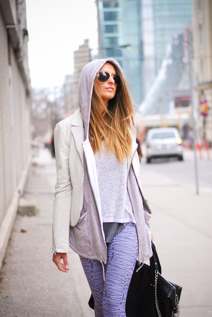 model off duty outfit