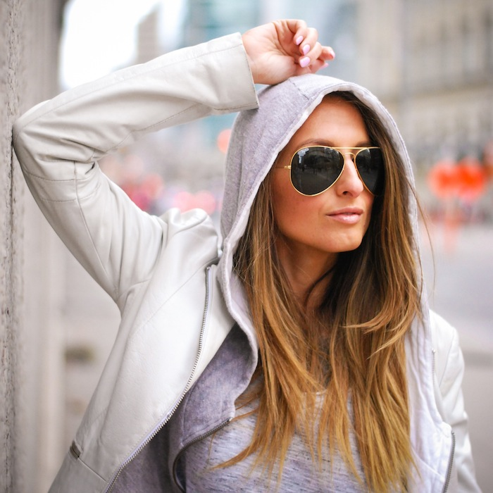 aviators ombre hair long hairstyle