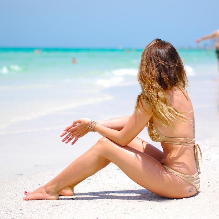 Jetset Justine Beach Style 48