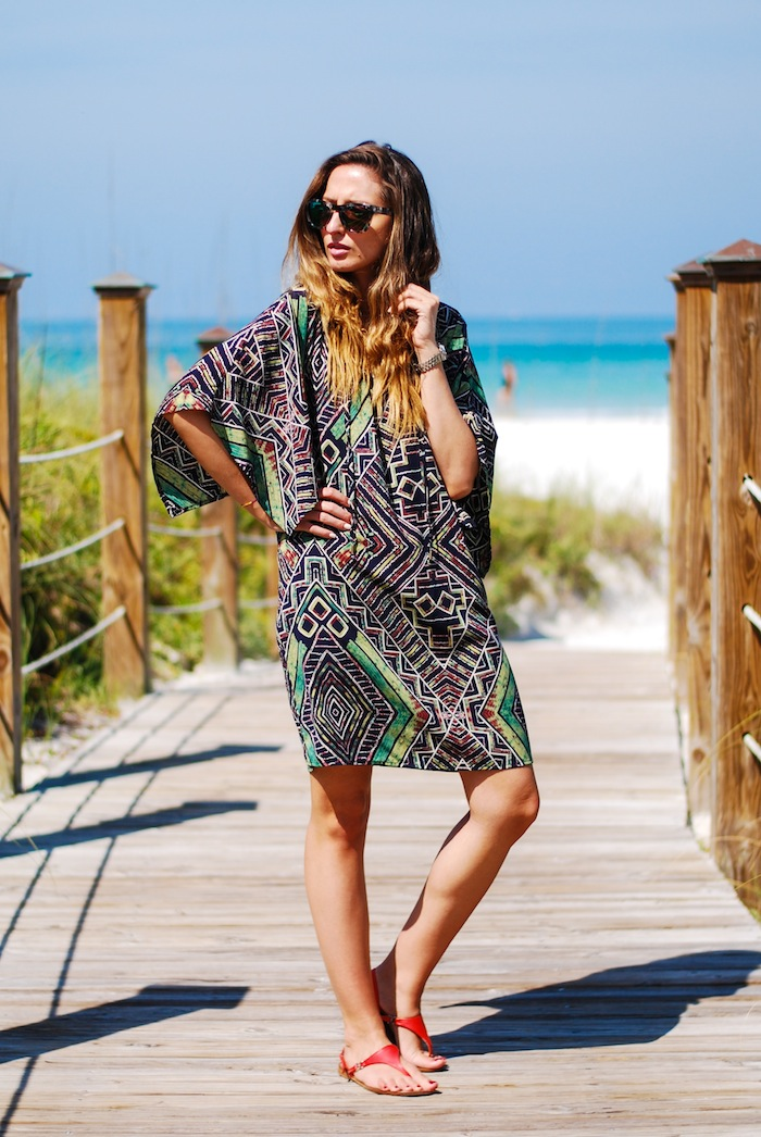beach tunic summer style