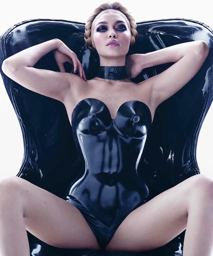 Gigi Hadid Yolanda Foster Style 12