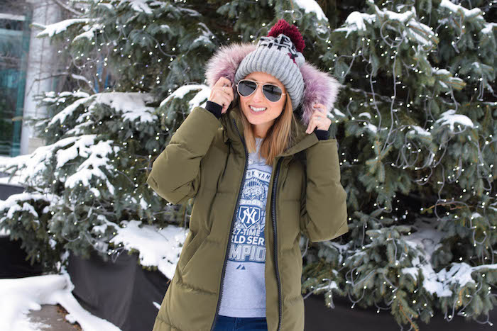 Canada Goose hats online cheap - Canada Goose Mystique Parka | My Style | Jetset Justine