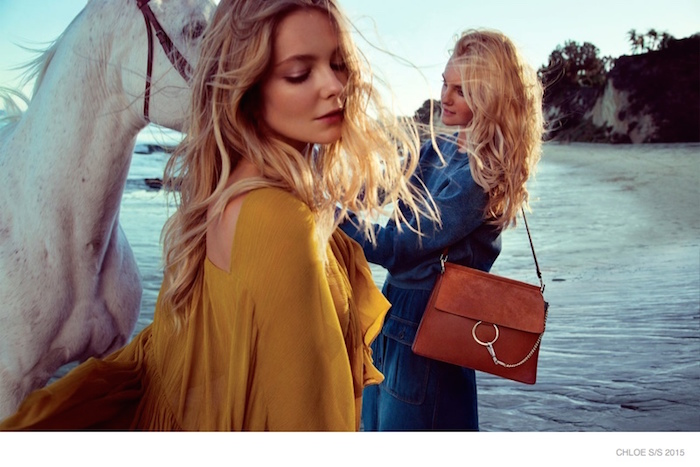Chloe Spring Summer 2015 Ad Campaign 01