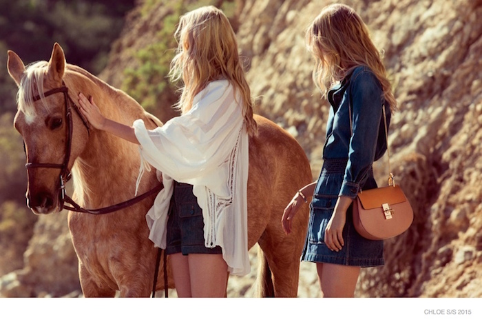 Chloe Spring Summer 2015 Ad Campaign 02