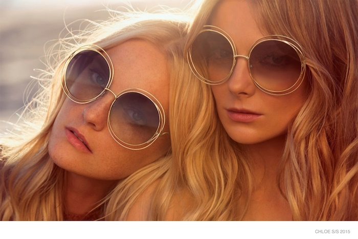 Chloe Spring Summer 2015 Ad Campaign 03