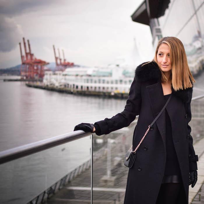 Justine Iaboni Jetset Justine All Black Style 01