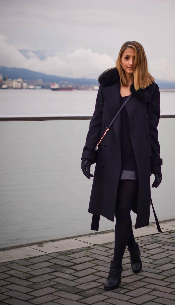 Justine Iaboni Jetset Justine All Black Style 09