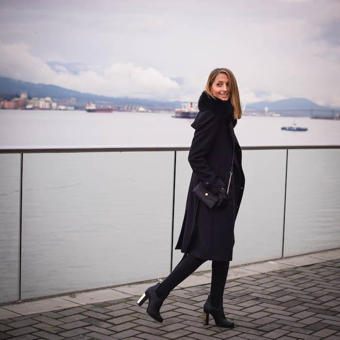 Justine Iaboni Jetset Justine All Black Style 16
