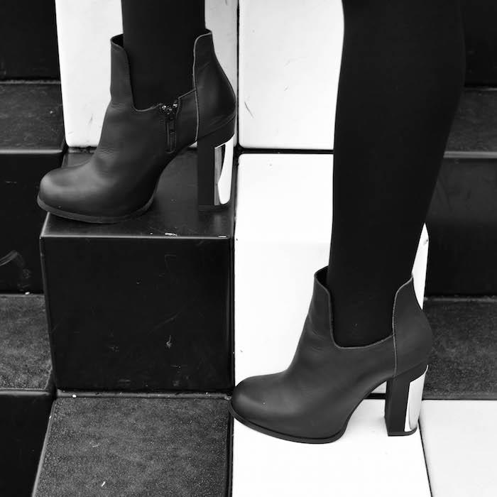 Justine Iaboni Jetset Justine All Black Style 20