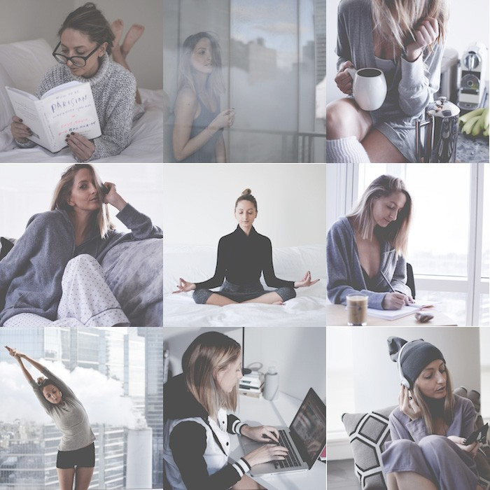 A Fashion Blogger's Guide to Break-Ups: Yoga, Writing and Coffee Breaks.