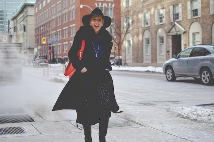 Justine Iaboni Gucci Style Hat Gucci Jackie Bag 11
