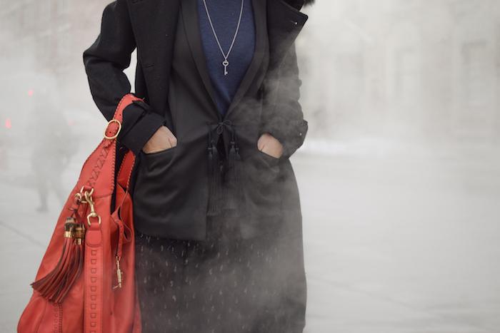 Justine Iaboni Gucci Style Hat Gucci Jackie Bag 12