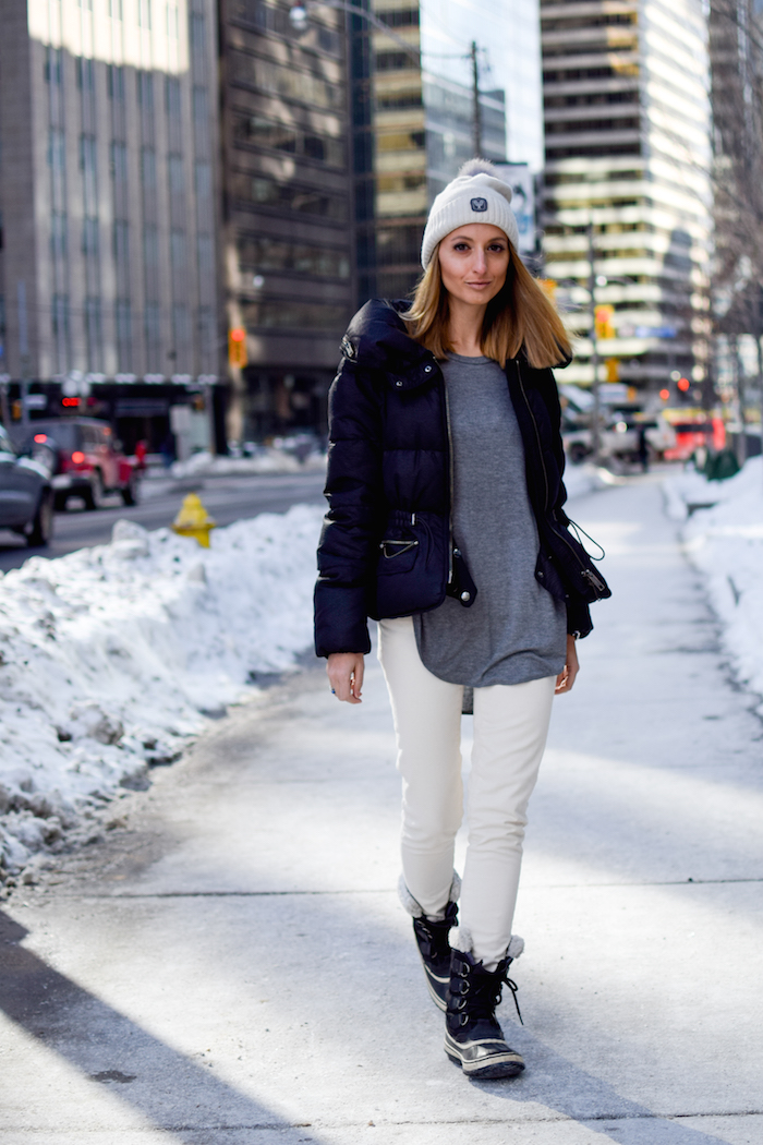 Sorel Boots Winter Outfit Style 12