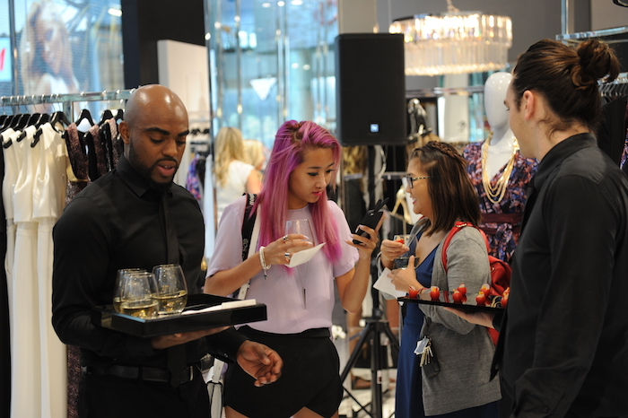Charles Leonio Marciano Yorkdale Event 08