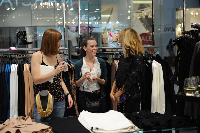 Charles Leonio Marciano Yorkdale Event 33