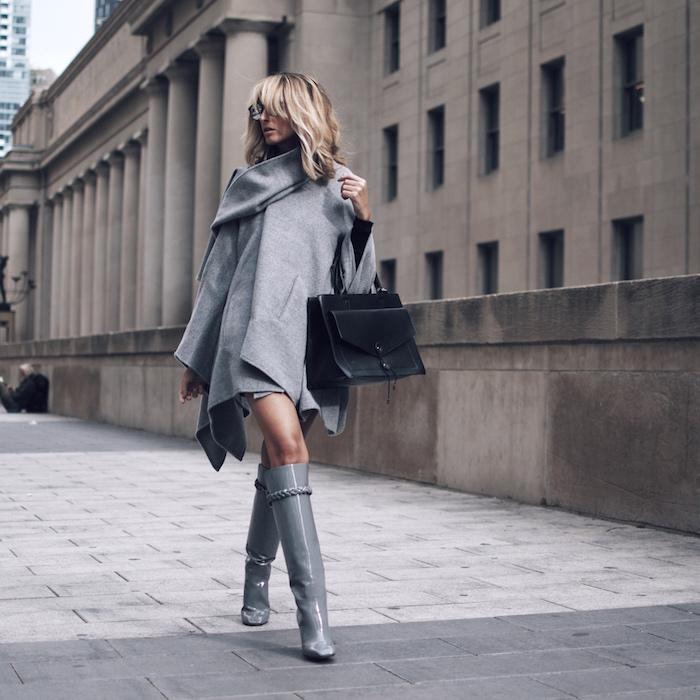 Toronto fashion blogger street style outfit