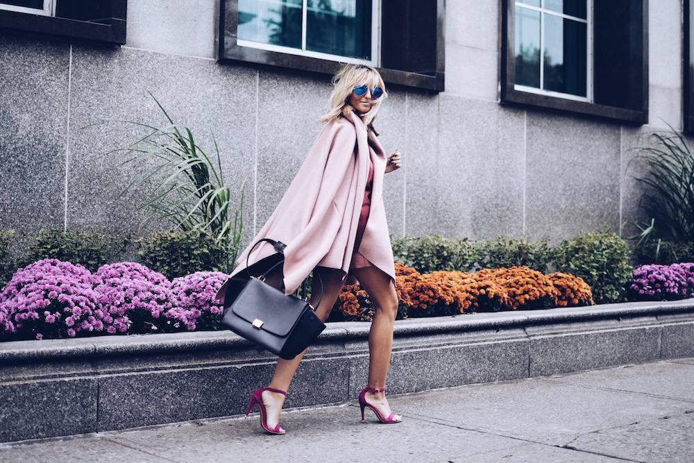 Wrap coat outerwear