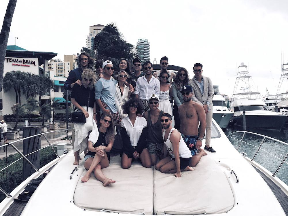 Persol Cellor Influencer Trip to Miami Art Basel