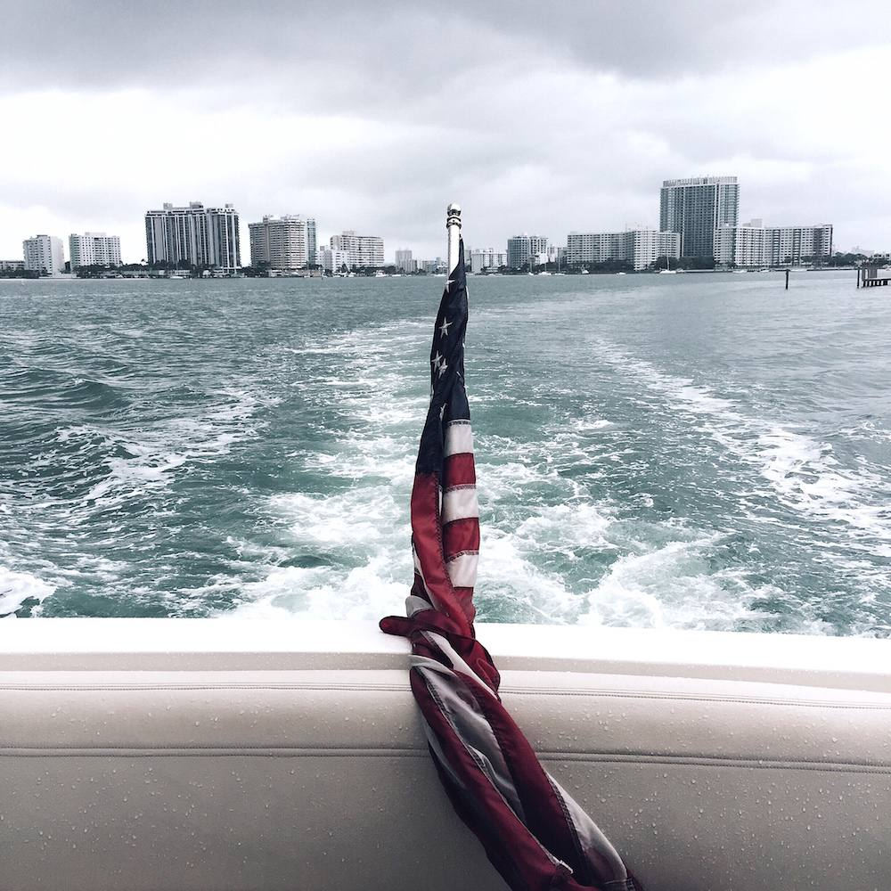 Yachting in Miami