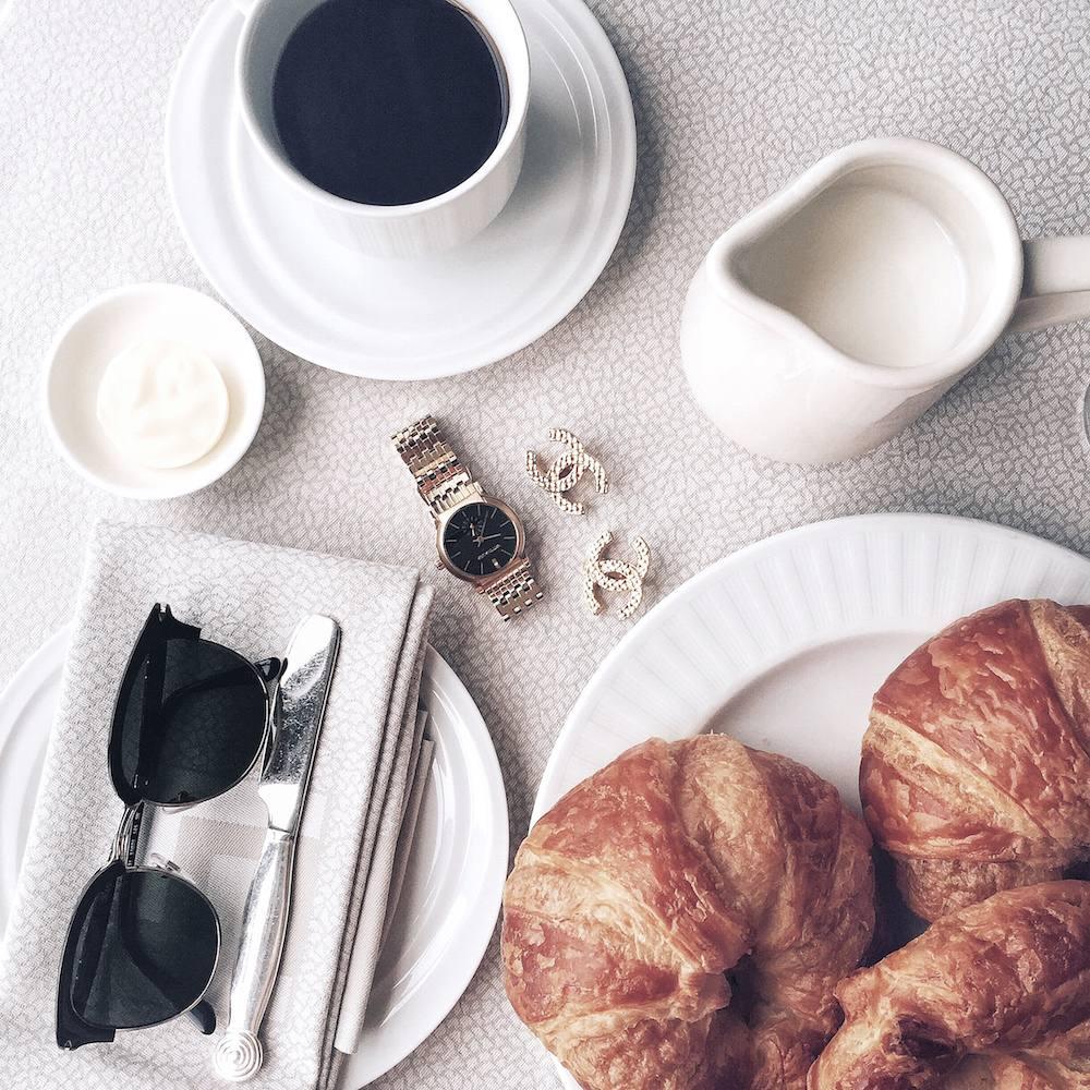 Breakfast FlatLay
