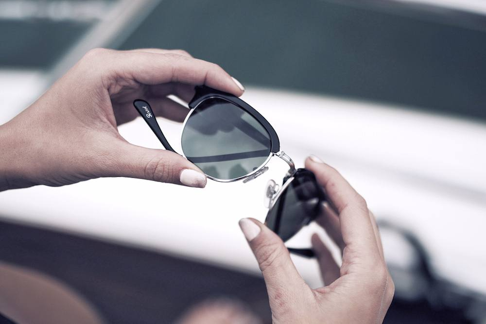 Persol Cellor folding sunglasses