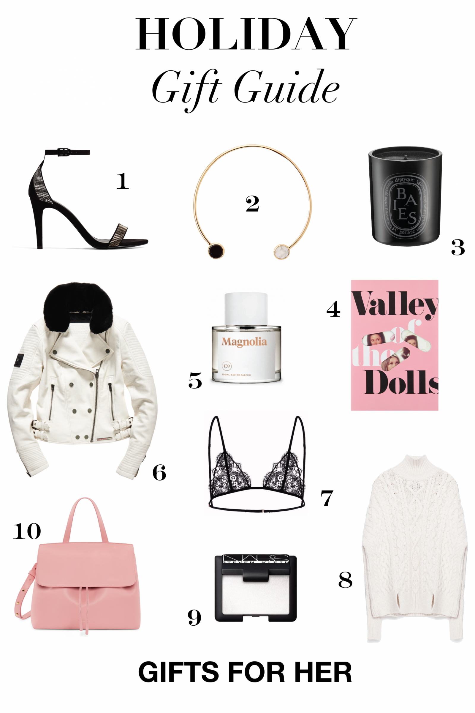 10 Gifts For Her