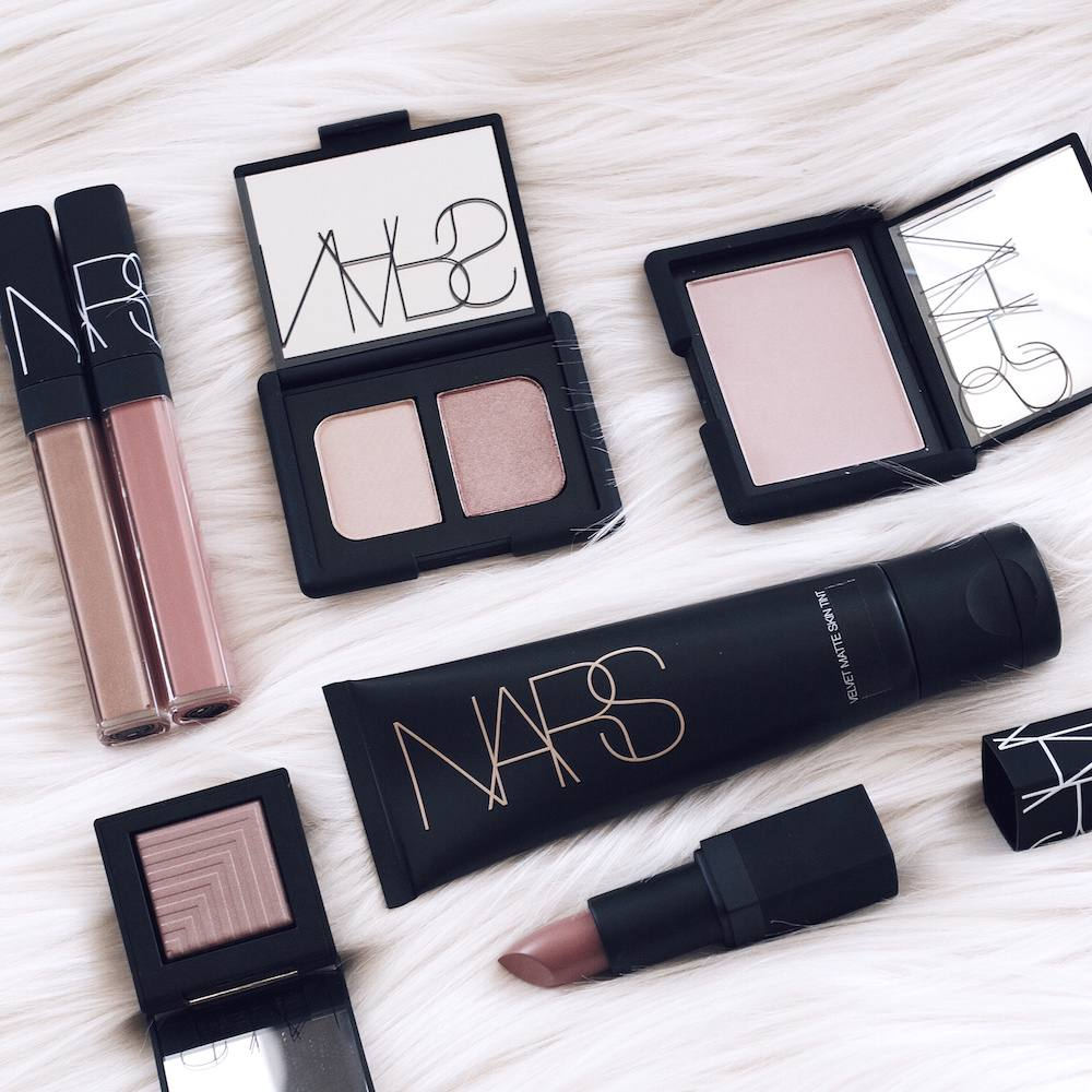 NARS Spring colours