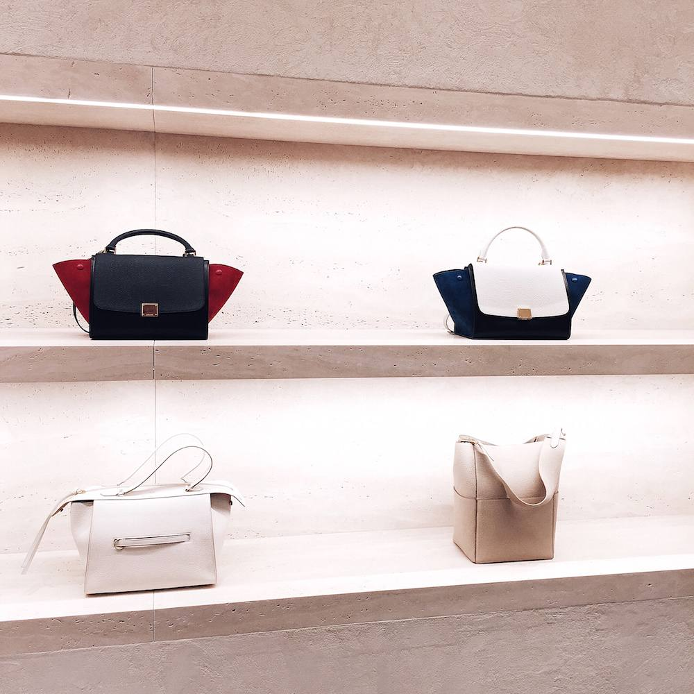 celine classic box price - Saks Fifth Avenue Grand Opening | Jetset Justine