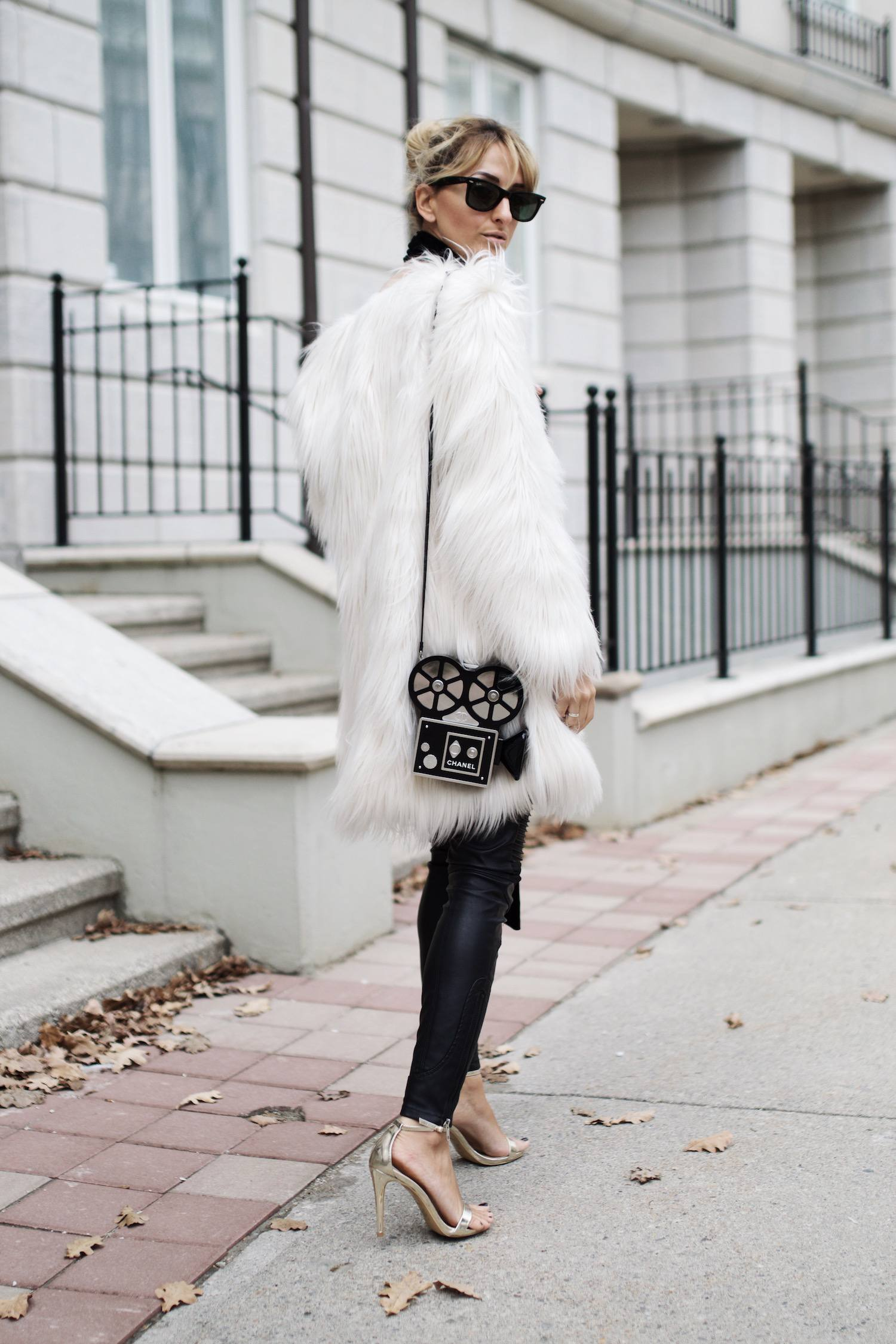 Chanel Camera Bag 31