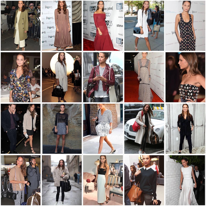 Style Crush: Alicia Vikander