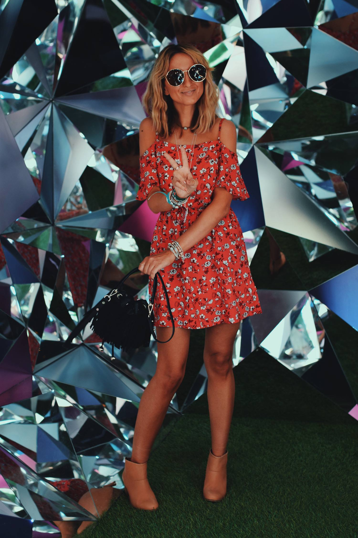 The PANDORA Jewelry Experience at Coachella – JUSTINE