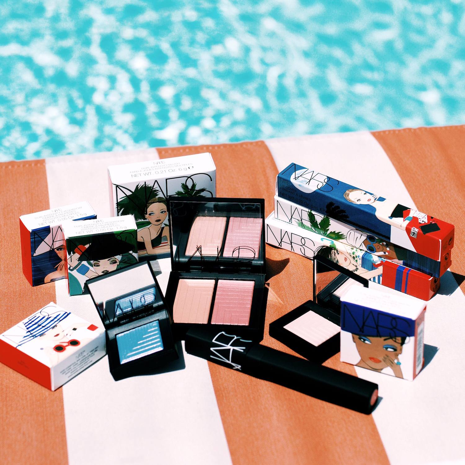 NARS Summer 2016 Colour Collection