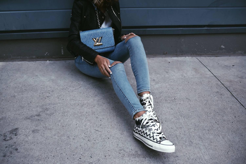 Louis Vuitton Twist Bag 40