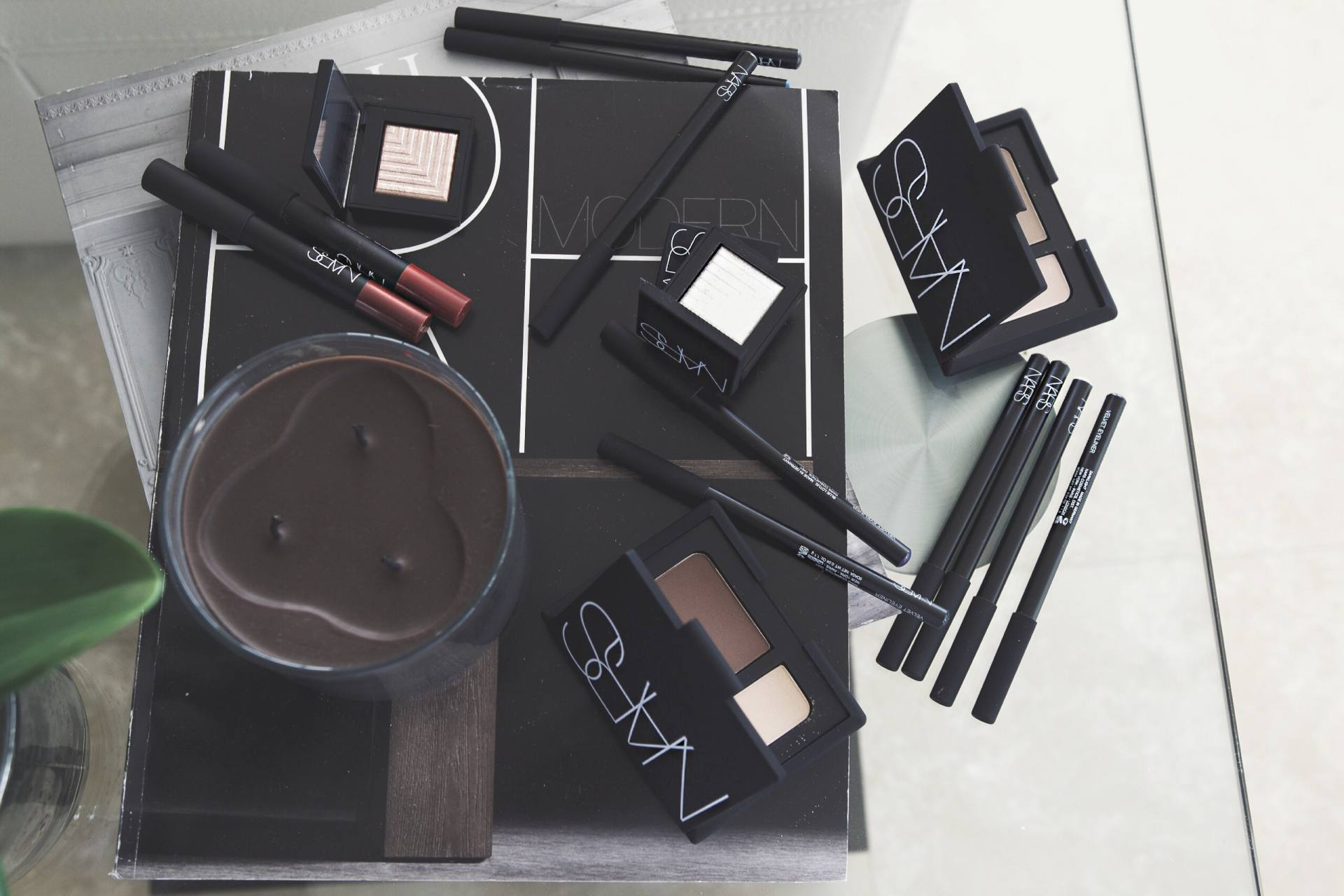 nars makeup closeup
