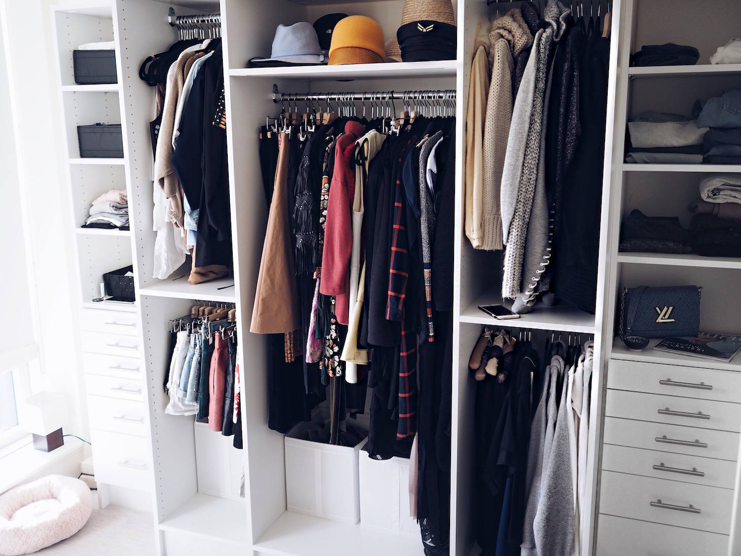 5 Important Things to Know About Professional Custom Closets